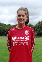 Katharina Tümmers erzielte zwei Treffer