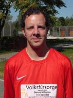 Daniel Böhnisch spielte nach langer Zeit mal wieder für BRK