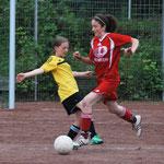 Steuerte vier Treffer zum Sieg bei: Leyla Kirmizi