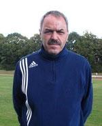 Trainer Lothar Kaboth ist stolz auf seine Mannschaft