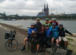 Abfahrt Köln