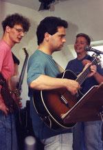 Marc, Alf & Michel