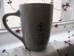 Original Design & kanji Name on Mug(Andy)