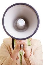 klangfaktor - wir möchten Ihre Stimme hören!