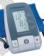 tensiometro digital de inflado automatico Riester Ri-champion N