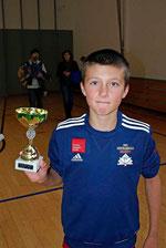 Fynn Jorgen Sieger U 11 m.