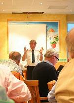 Kallenbach auf der Veranstaltung