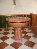 Pila bautismal de 1799