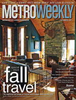 Metro Weekly Fall Travel