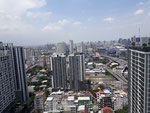 Ausblick Unterkunft in Bangkok