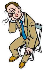 三叉神経痛によるお口の痛み