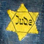 Judenstern, gemeinfreie Abbildung