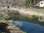 鐘ヶ淵のプール