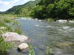 渡良瀬川、花輪地区