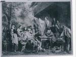 """Die """"Gant""""  in Brienz. Foto eine Original Oelbildes von  Edouard Girardet"""