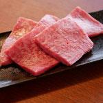 焼肉ホルモンうしお 田町店 和牛カルビ ロース