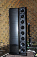 ESL proto in anechoic room of Aachen University