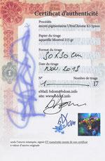 Certificat bDom