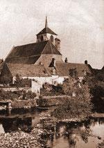 église de Vault-de-Lugny