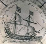 boussole du XVIIe