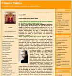 L'illustre théâtre (13/10/07)