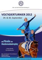 Plakat des Turniers