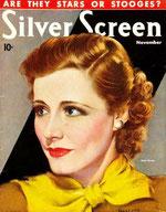 Silver Screen November 1936