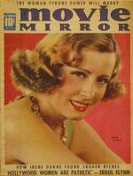 Movie Mirror October 1938