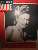 Movie Radio Guide April 1942