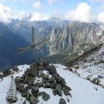 Gipfel Monte Paularo