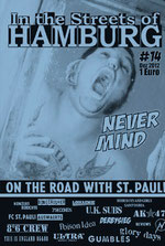 In the Streets of Hamburg #14 - FC St. Pauli Fanzine