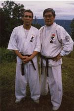 Летняя школа WOKO в горах Броди (США), 1997 год