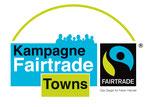 Logo 'Kampagne Fairtrade Towns'