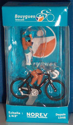 Cycliste Bouygues Télécom  Tour de France 2005