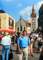 Marienplatz -Munich
