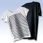 木炭肌着 Tシャツ(男性用)
