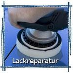 Autolack Reparatur Kratzer Hologramme Schlieren