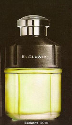 Perfumes Avon para hombres EXCLUSIVE AVON