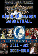 NCAA - ACC 2009-'10 Cover