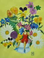 50527 Essblütenmischung