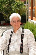 Der Schweizer Therapeut Peter Fässler-Weibel befasst sich schon seit Jahren mit dem Tod.  Foto: Fässler-Weibel