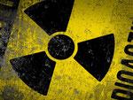 Symbole de la présence de radioactivité