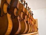Violinen, Bratschen, Viola