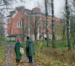 Institutsgebäude von Pawlowsk