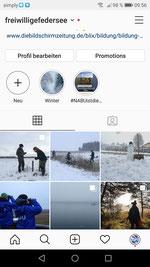 Instagram Freiwillige Federsee