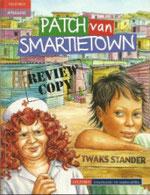 Die novelle 'Patch van Smartietown', Susan Stander se debuut, is deur Oxford University Press gepubliseer. Susan het die Skryfgeheime-skryfskool se Kinder- en jeugboekkursus gevolg.