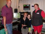 Radiosender Orange 94.0 - Livesendung vor dem Bewerb