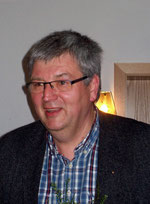 Obermeister der Tischler-Innung Cottbus: Matthias Jordan
