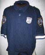 NYPD Bicycle Unit Polo