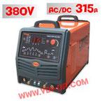 Jasic TIG 315P AC/DC (E103)